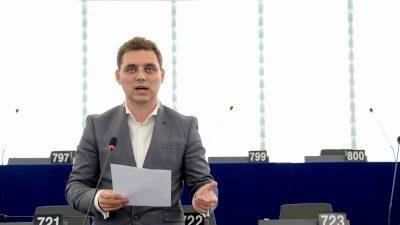 Ministrul delegat pentru Afaceri Europene, Victor Negrescu, NOUĂ CONSULTARE cetățenească la Bârlad