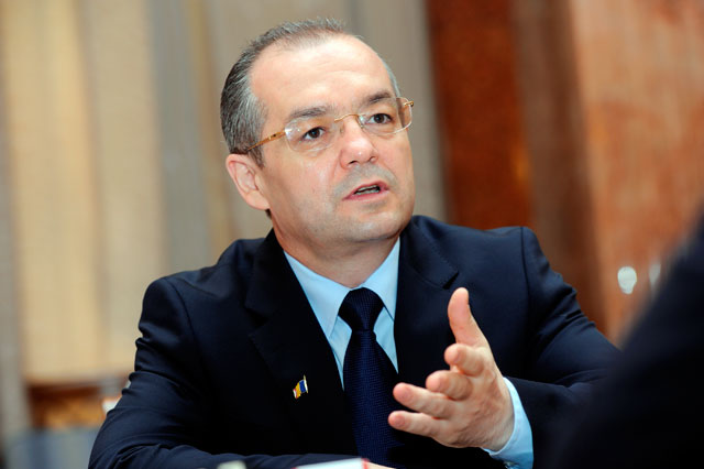 """Primarul Clujului, Emil Boc, mesaj puternic pentru locuitorii orașului. """"Mergeți la vot"""""""