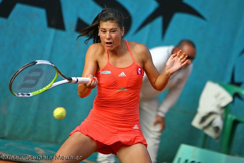 Meci greu pentru Sorana Cîrstea în primul tur la turneul de la Abu Dhabi. Cu cine joacă românca. FOTO 4