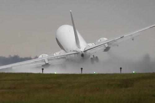 Newsbucuresti.ro: Incident pe Otopeni. Avion avariat după ce a lovit o pasăre la aterizare 3