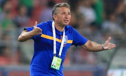 Dan Petrescu a semnat cu CFR Cluj. Va fi pe bancă la următorul meci