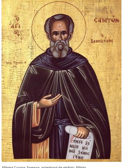 Calendar creștin-ortodox 27 iunie 2018. Sfântul Cuvios Samson, primitorul de străini; Sfânta Mironosiţă Ioana