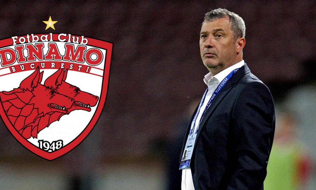 E OFICIAL: Mircea Rednic a devenit noul antrenor al lui Dinamo București
