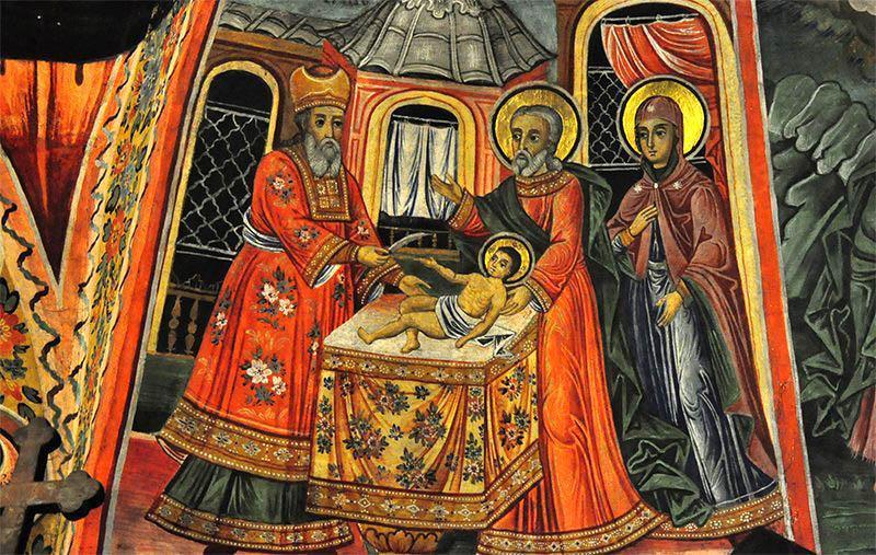Calendar creștin-ortodox 1 ianuarie 2020. Tăierea Împrejur cea după trup a Domnului; Sfântul Vasile cel Mare (Anul Nou. Tedeum) 31