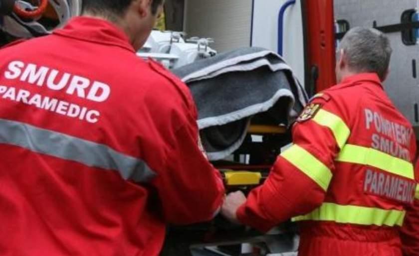 Accident teribil în Cluj! Un mort, trei răniți grav 21