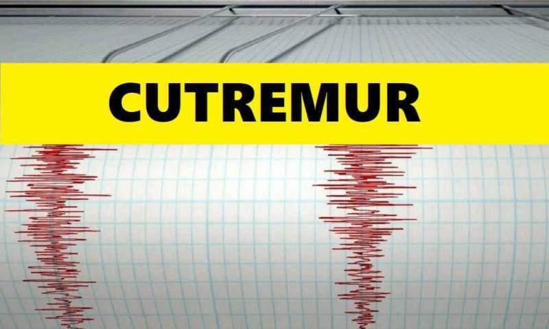 Cutremur în această dimineață. Seismul a avut 3,3 grade pe scara Richter și s-a produs în Focșani