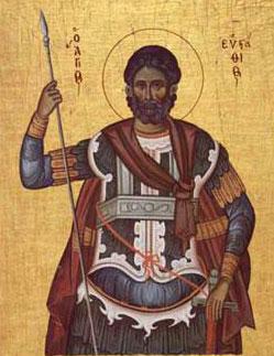 Calendar creștin ortodox. 21 februarie 2019. Sfântul Eustatie și Sfântul Timotei