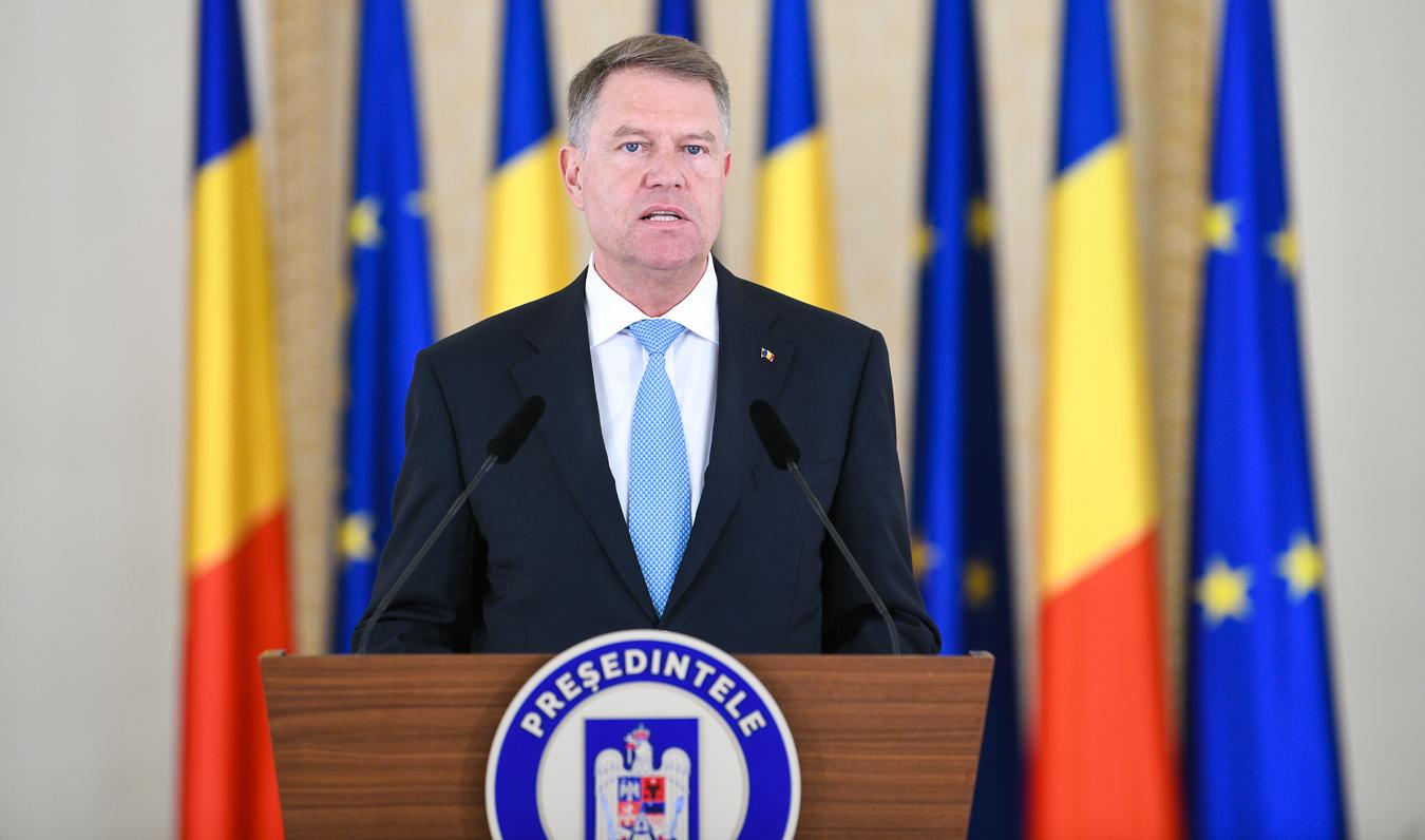 """Iohannis cere ajutorul liderilor europeni, """"în regim de urgenţă"""", pentru găsirea unor soluţii de a pune capăt crizei din Republica Moldova"""