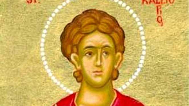 Calendar creștin-ortodox 7 aprilie: Sfântul Mucenic Caliopie