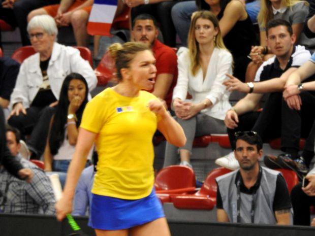 VICTORIE. Simona Halep, în turul al doilea al Kremlin Cup 14