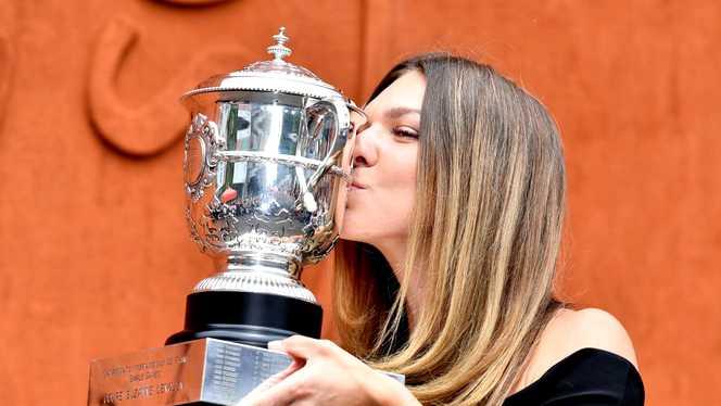 Jurnaliştii francezi o văd favorită pe Simona Halep la Roland Garros