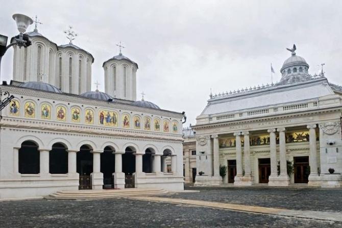 Newsbucuresti.ro: Jandarmeria Capitalei: Aproximativ 600 de persoane vor avea acces la Slujba de Înviere de la Patriarhie 5