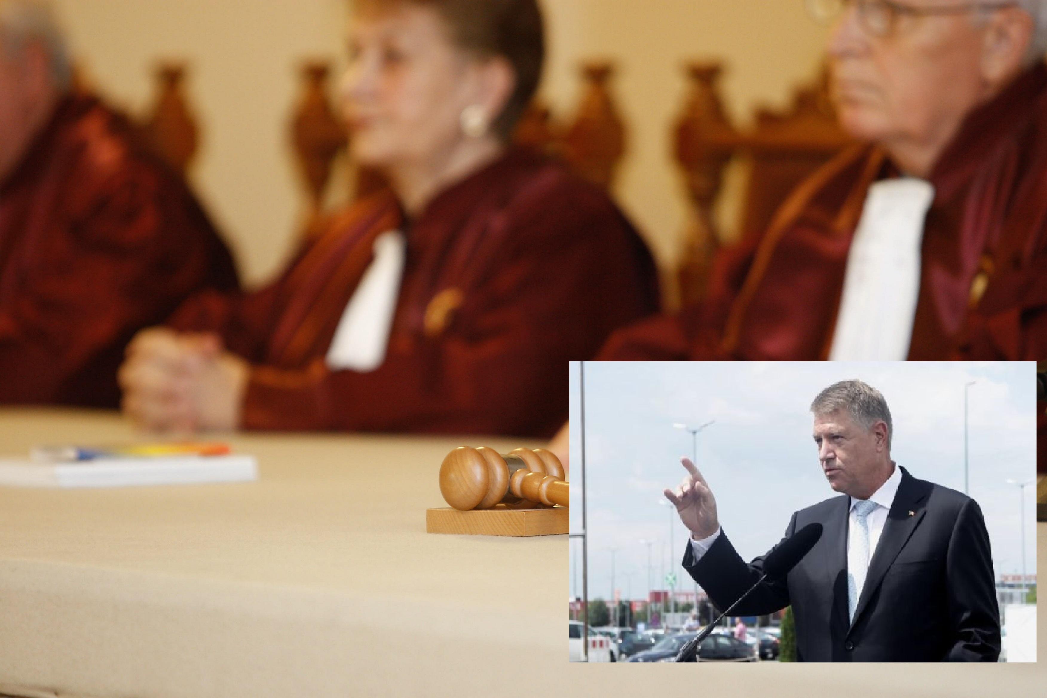 Iohannis a semnat! Schimbări majore în justiție! 32