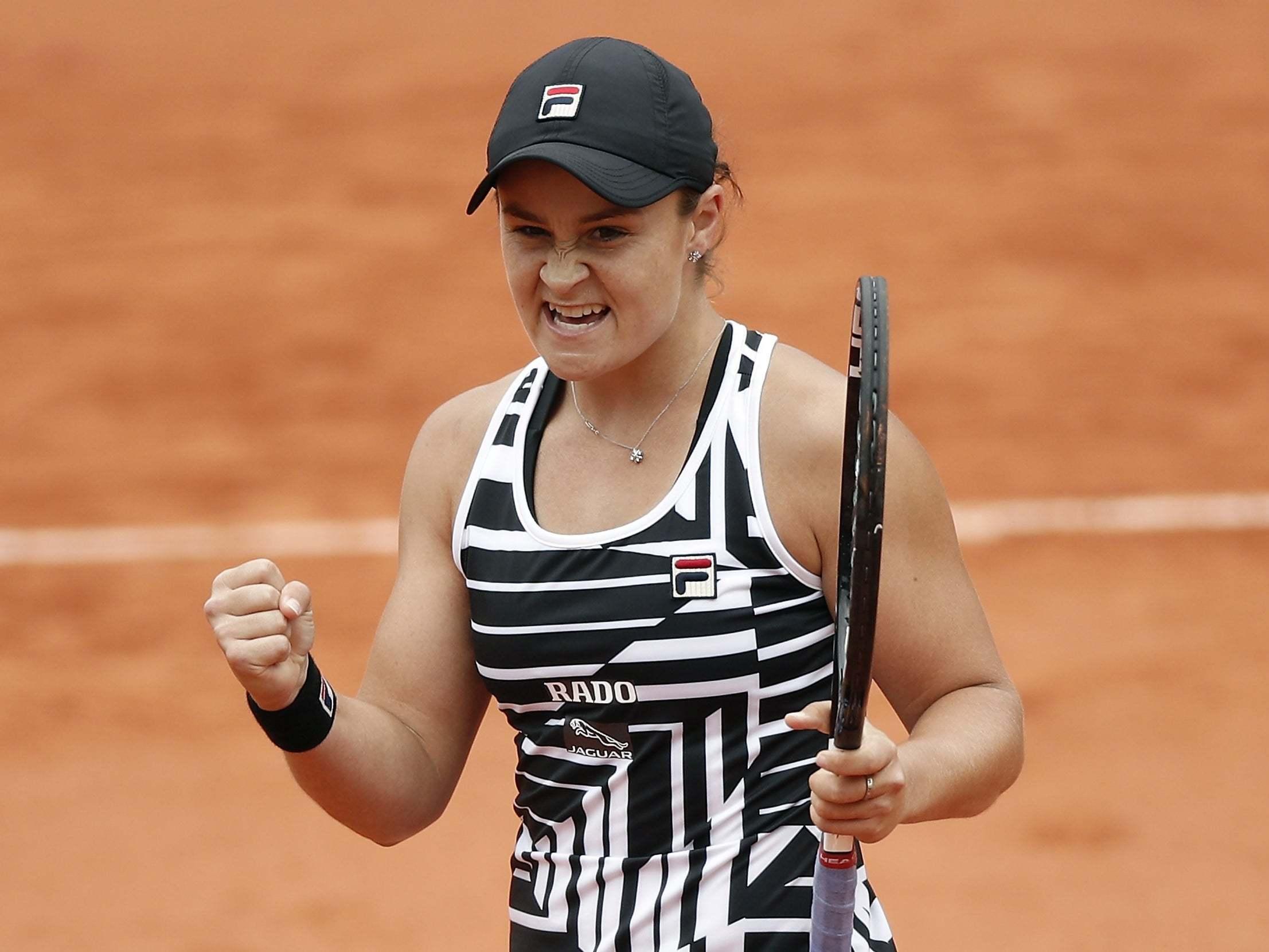Surpriză imensă la Australian Open! Ce a pățit, Numărul 1 mondial, Ashleigh Barty. FOTO 10