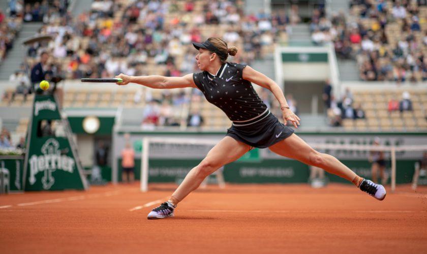 Simona Halep va juca duminică în turul doi la Madrid. Pe cine întâlnește românca. FOTO 6