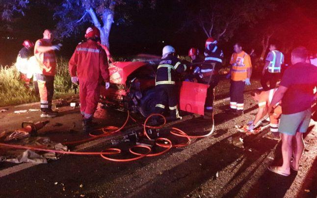 Accident teribil în România! O tânără de 19 a murit! Alte 4 persoane în stare gravă 8