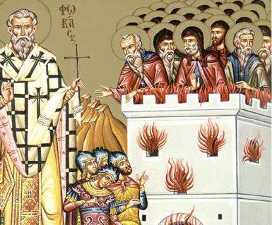 Calendar creștin-ortodox, 23 iulie, 2021. Aducerea moaștelor Sfântului Foca 22