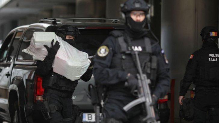 Zeci de poliţişti fac percheziţii în Bucureşti! Ce caută oamenii legii 1