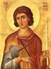 Calendar creștin-ortodox, 27 august, 2021. Sfântul Fanurie 3