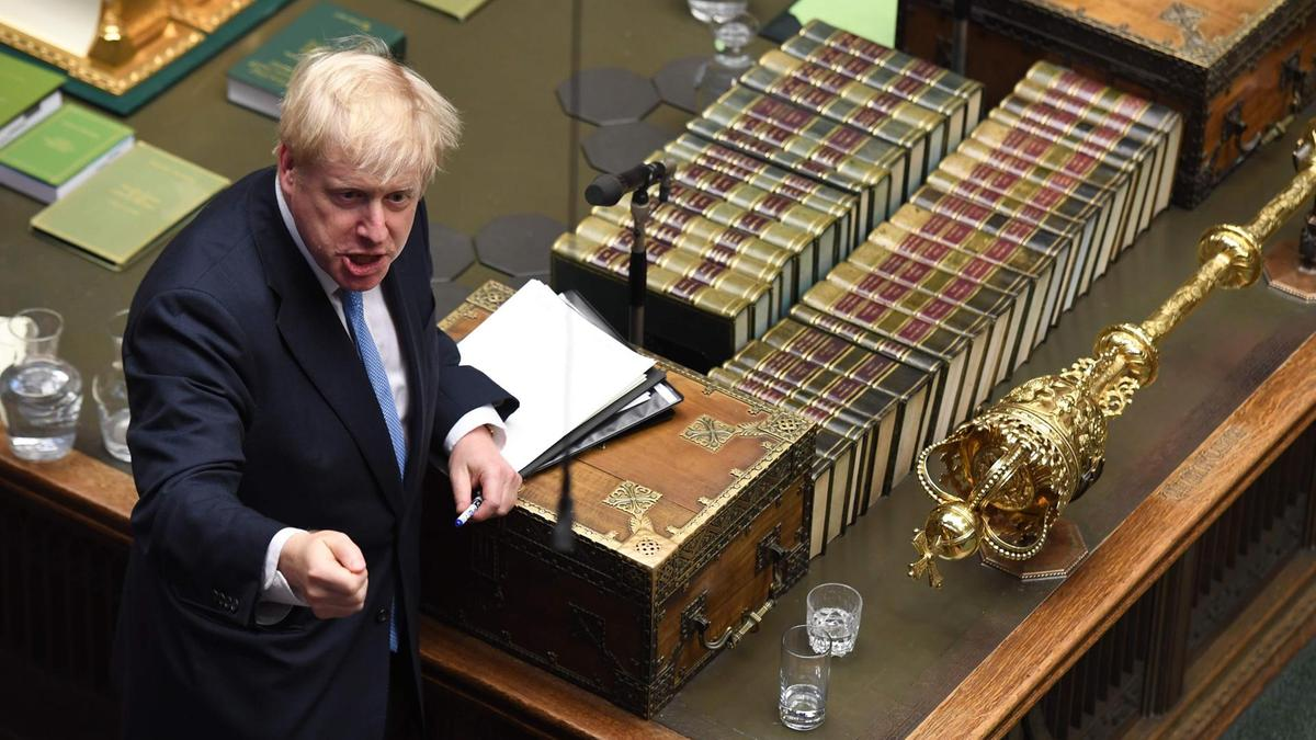 Alertă în Marea Britanie. Boris Johnson suspendă procedura de aprobare a Acordului Brexit