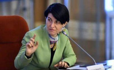 ALERTĂ. Ministrul muncii Violeta Alexandru de urgență la spital după ședința de Guvern