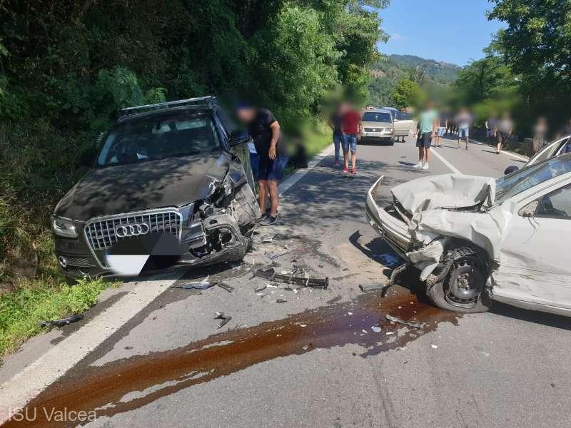 Tragedie. Două persoane au murit într-un accident în județul Suceava 1