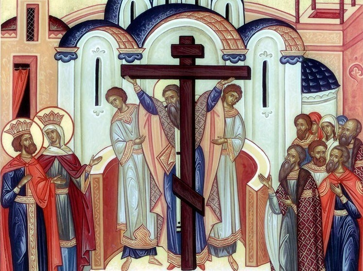 Calendar creștin-ortodox, 14 septembrie, 2021. Înălțarea Sfintei Cruci 3