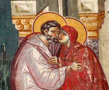 Calendar creștin-ortodox 9 septembrie 2019. Sfinții Ioachim și Ana