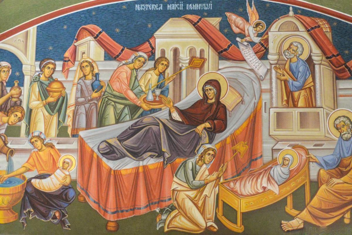 Calendar creștin-ortodox, 8 septembrie, 2021. Nașterea Maicii Domnului 6