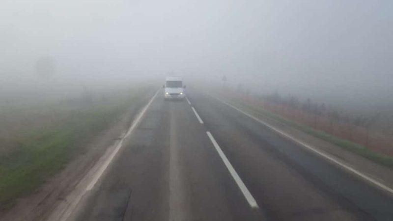 Avertizare meteo. Cod galben de ceaţă în judeţele Suceava, Cluj, Sălaj, Bistriţa-Năsăud şi Harghita 1