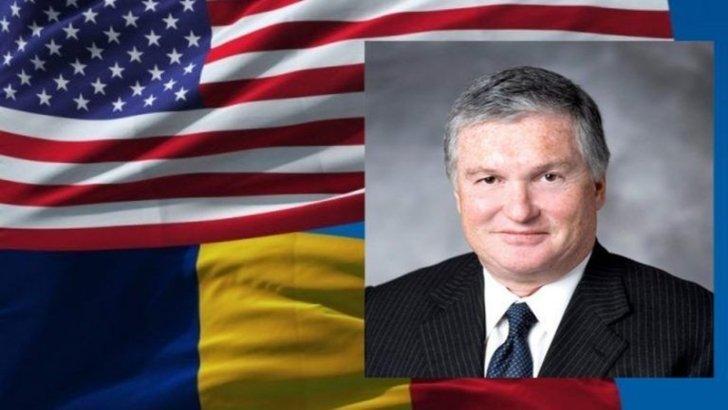 """Ambasadorul SUA mesaj pentru români în prag de 2020. """"Momentul de măreție este acum"""" 24"""
