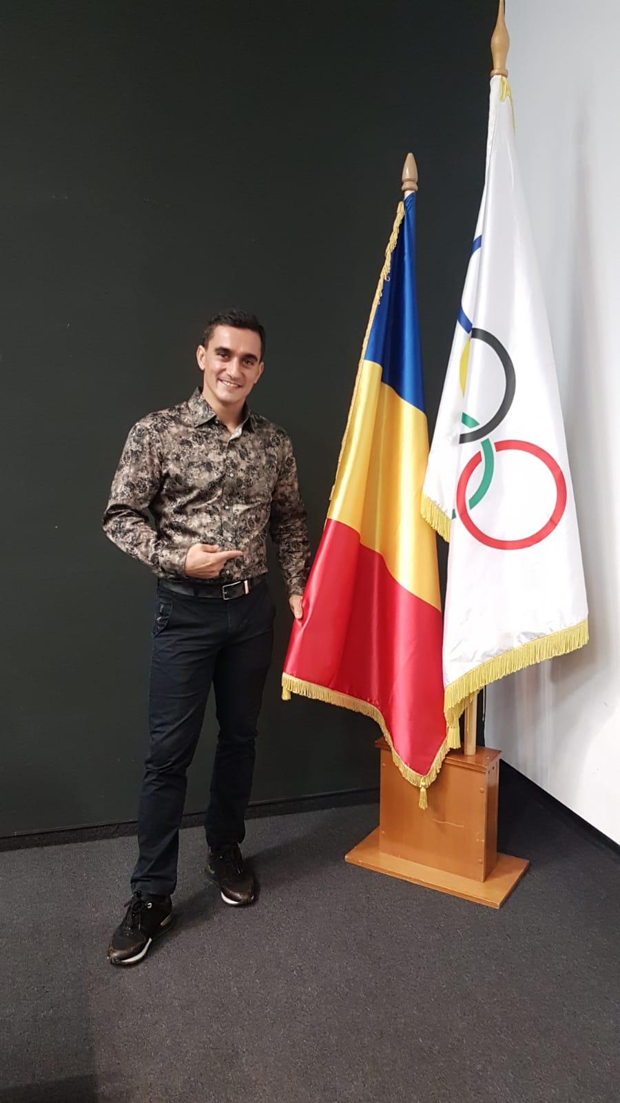 Olimpiada de la Tokyo! Marian Drăgulescu, locul 5 la sărituri după prima subdiviziune 69