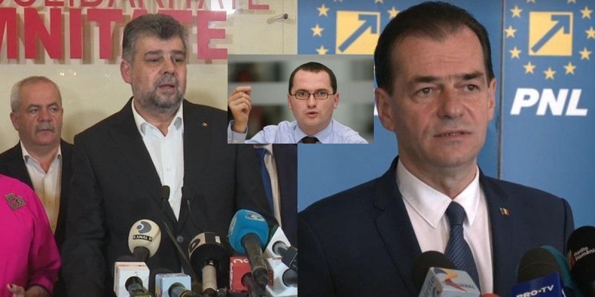 ALERTĂ. UDMR și PSD se pregătesc să dea jos Guvernul Orban. Nu vor alegerea primarilor în 2 tururi