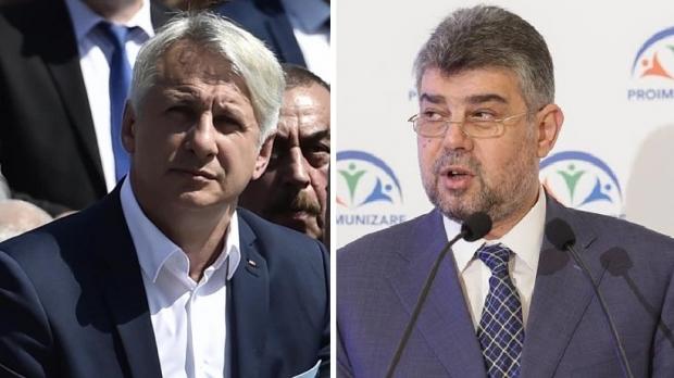Scandal Major în PSD. Ciolacu în război cu Teodorovici. Partidul la un pas de a se rupe