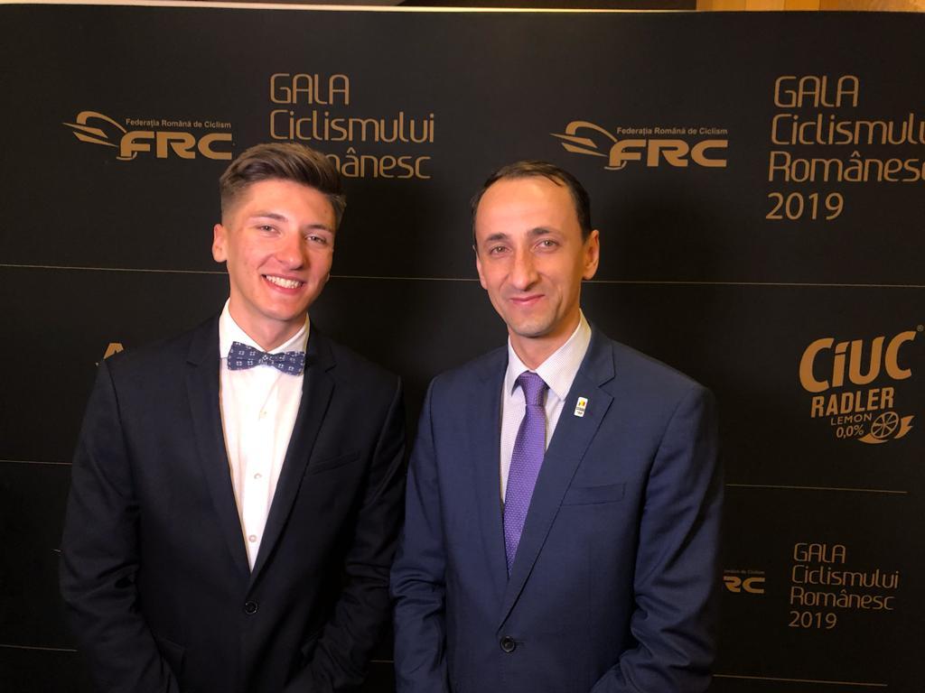 Mihai Covaliu, campion și la... triciclete! Președintele Comitetului Olimpic și Sportiv Român la Gala Ciclismului Românesc 11