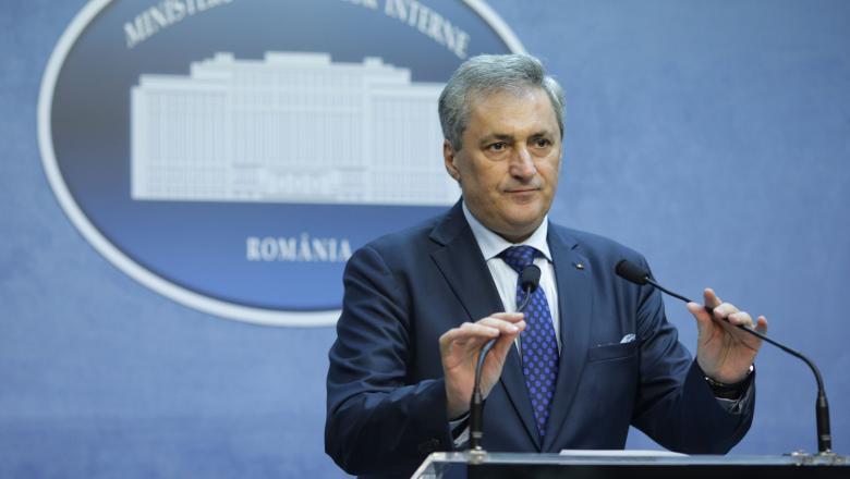 Ministrul de interne a decapitat conducerea Jandarmeriei. Cine este noul șef. FOTO