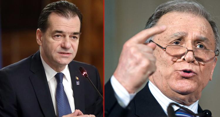 Guvernul Orban desființează Institutul Revoluției Române al cărui președinte este Ion Iliescu