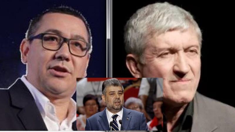 Ponta și Ciolacu pregătesc lovitura de grație în Parlament. Mircea Diaconu șef peste românii din Diaspora