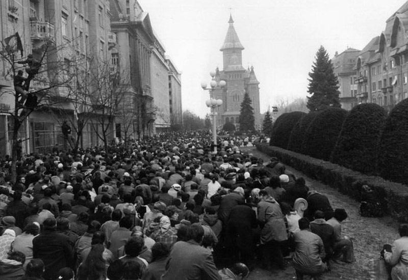 30 de ani de la Revoluția din Decembrie. Timişorenii vor reface Marşul Libertăţii, pe acelaşi traseu ca în 1989 18