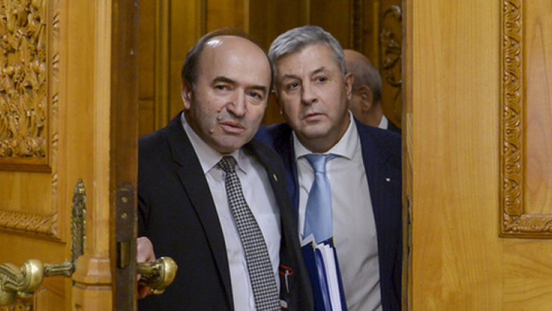 FOTO. Revoltă în justiție. Tudorel Toader și Iordache desființați de magistrați. Se anunță proteste în stradă