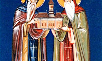 Calendar creștin-ortodox 29 februarie 2020. Sfinții Cuvioși Ioan Casian și Gherman