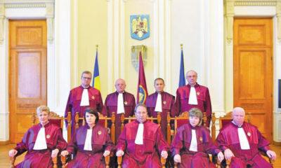 Judecătorii CCR, au stabilit data la care dau verdictul în cazul conflictului sesizat de președintele Senatului, Anca Dragu 32