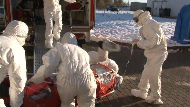 Cod Roșu de Coronavirus în România! Suspect de coronavirus, internat de urgență la spitalul din Reșița!