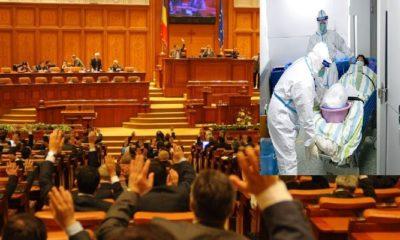 PREMIERĂ. Votul pentru Cabinetul Orban în condiții fără precedent. Parlamentarii vor purta costum de protecție și vor testați pentru Coronavirus 5