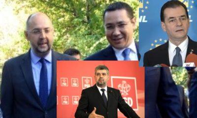 ALERTĂ! Ponta vrea la Guvernare alături de Ciolacu, Hunor și Tăriceanu. Pregătesc demiterea lui Orban! 5