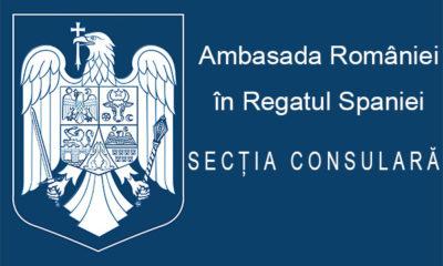 ANUNȚ IMPORTANT PENTRU ROMÂNII DIN SPANIA. ȚARA A INTRAT ÎN CARANTINĂ.AMBASADA FACE PRECIZĂRI 9