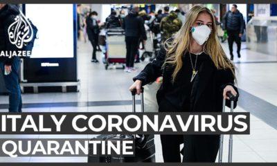 Coronavirus. Numărul morților în Italia a trecut de 1.000. Peste 15.000 sunt infectate 9