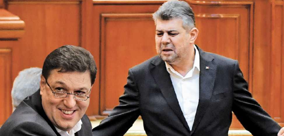 BOMBĂ. Se rupe PSD. Scandal monstru între Marcel Ciolacu și Șerban Nicolae