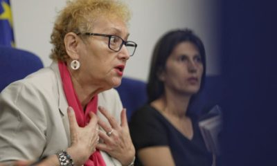 BOMBĂ! Avocatul Poporului, Renate Weber, are zilele numărate. Totul se decide în Parlament 8