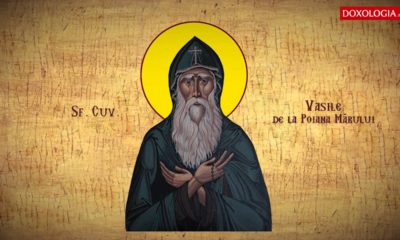 Calendar crești-ortodox 25 aprilie 2020! Sfântul Cuvios Vasile de la Poiana Mărului; Sfântul Evanghelist Marcu 13